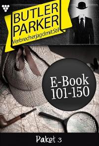 Cover Butler Parker Paket 3 – Kriminalroman