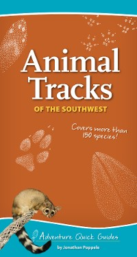 Cover Animal Tracks of the Southwest