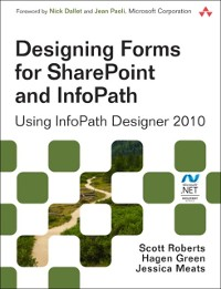 Cover Designing Forms for SharePoint and InfoPath