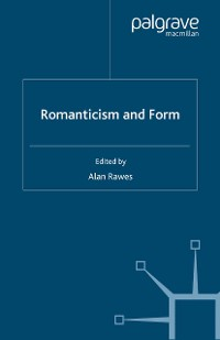 Cover Romanticism and Form