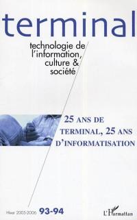 Cover Terminal  93-94