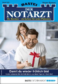 Cover Der Notarzt 342 - Arztroman