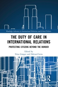 Cover Duty of Care in International Relations