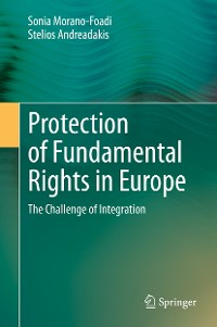 Cover Protection of Fundamental Rights in Europe