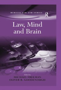 Cover Law, Mind and Brain