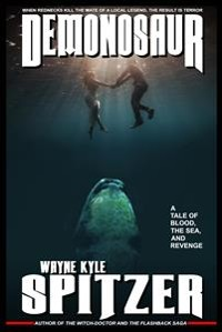 Cover Demonosaur: A Tale of Blood, the Sea, and Revenge
