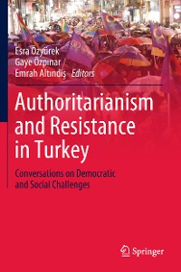 Cover Authoritarianism and Resistance in Turkey