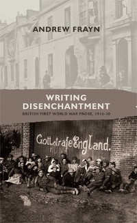 Cover Writing disenchantment