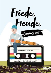 Cover Friede, Freude, Coming-out