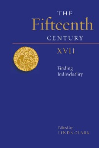 Cover The Fifteenth Century XVII