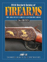 Cover 2016 Standard Catalog of Firearms