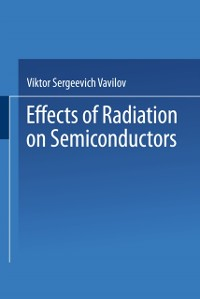 Cover Effects of Radiation on Semiconductors