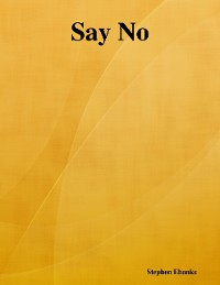 Cover Say No