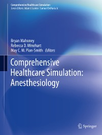 Cover Comprehensive  Healthcare Simulation: Anesthesiology