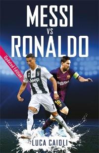 Cover Messi vs Ronaldo