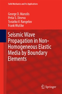Cover Seismic Wave Propagation in Non-Homogeneous Elastic Media by Boundary Elements