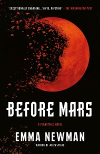 Cover Before Mars
