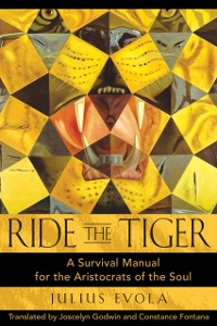 Cover Ride the Tiger