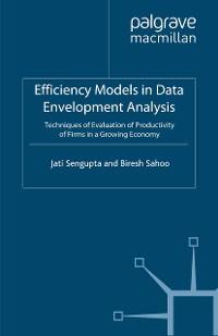 Cover Efficiency Models in Data Envelopment Analysis