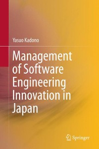 Cover Management of Software Engineering Innovation in Japan