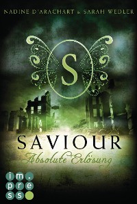 Cover Saviour. Absolute Erlösung (Die Niemandsland-Trilogie, Band 3)
