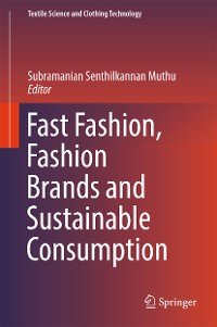 Cover Fast Fashion, Fashion Brands and Sustainable Consumption
