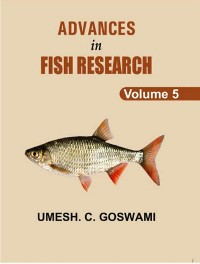 Cover Advances In Fish Research