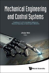 Cover Mechanical Engineering And Control Systems - Proceedings Of The 2016 International Conference On Mechanical Engineering And Control System (Mecs2016)