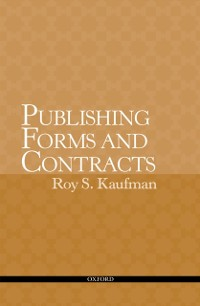 Cover Publishing Forms and Contracts