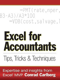Cover Excel for Accountants
