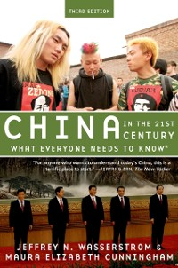 Cover China in the 21st Century