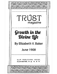 Cover Growth in the Divine Life