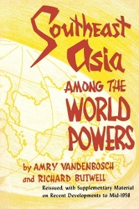 Cover Southeast Asia Among the World Powers