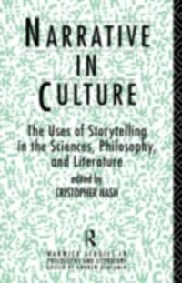 Cover Narrative in Culture