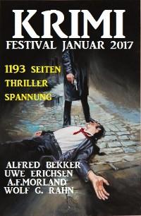 Cover Krimi Festival Januar 2017