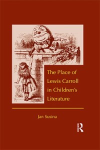 Cover Place of Lewis Carroll in Children's Literature