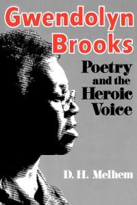 Cover Gwendolyn Brooks
