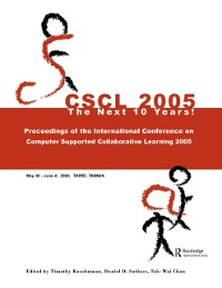Cover Computer Supported Collaborative Learning 2005