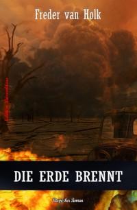 Cover Die Erde brennt