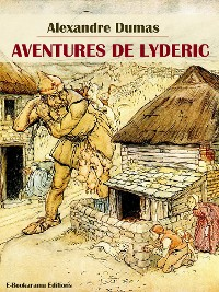 Cover Aventures de Lyderic