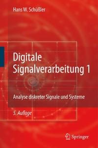 Cover Digitale Signalverarbeitung 1