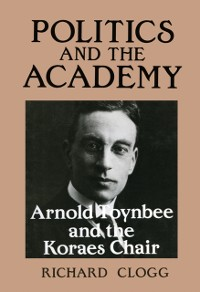Cover Politics and the Academy