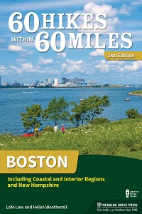 Cover 60 Hikes Within 60 Miles: Boston