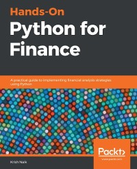 Cover Hands-On Python for Finance