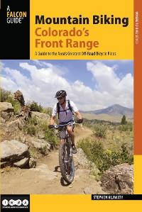 Cover Mountain Biking Colorado's Front Range