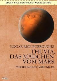 Cover THUVIA, DAS MÄDCHEN VOM MARS