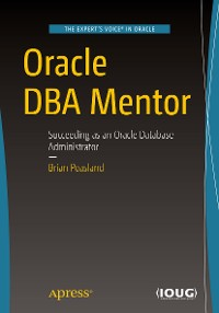 Cover Oracle DBA Mentor