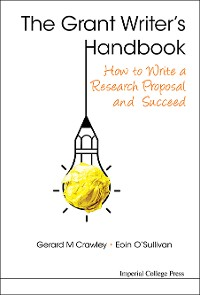 Cover Grant Writer's Handbook, The: How To Write A Research Proposal And Succeed