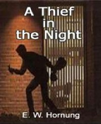 Cover A Thief in the Night