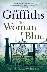 Cover Woman In Blue
